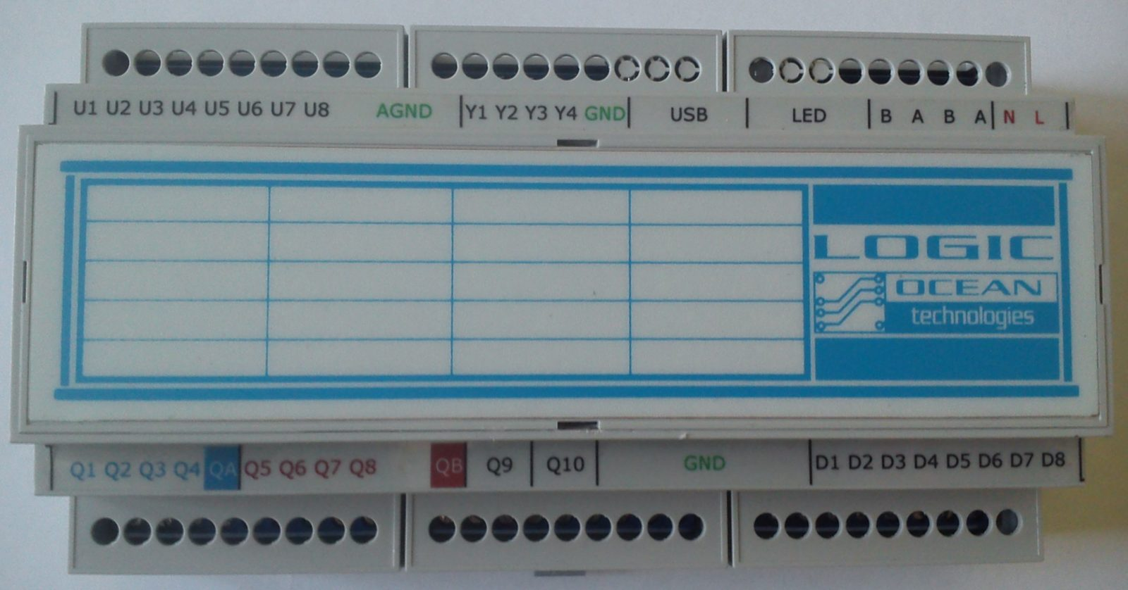 Контроллер OTLogic